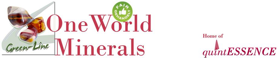 OneWorldMinerals - The Green-Line-Logo